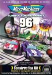 Micro Machines : Turbo Tournament 96 d'occasion (Megadrive)