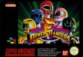 Mighty morphin power rangers d'occasion sur Super Nintendo