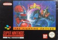 Mighty Morphin Power Rangers : The Fighting Edition en boîte d'occasion (Super Nintendo)