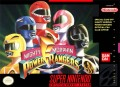 Mighty Morphin Power Rangers (import USA) d'occasion (Super Nintendo)