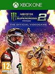 Monster Energy Supercross - The Official Videogame 2  d'occasion sur Xbox One