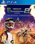 Monster Energy Supercross - The Official Videogame 2  d'occasion (Playstation 4 )