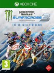 Monster Energy Supercross - The Official Videogame 3  d'occasion (Xbox One)