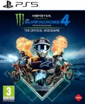 Monster Energy Supercross - The Official Videogame 4  d'occasion (Playstation 5)