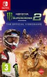 Monster Energy Supercross - The Official Videogame 2  d'occasion (Switch)