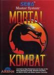 Mortal kombat d'occasion (Master System)