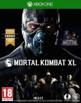 Mortal Kombat XL d'occasion sur Xbox One
