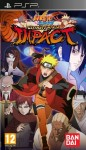Naruto Shippuden: Ultimate ninja impact d'occasion sur Playstation Portable