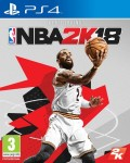 NBA 2K18 d'occasion sur Playstation 4