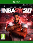 NBA 2K20  d'occasion (Xbox One)