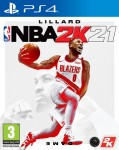 NBA 2K21   d'occasion (Playstation 4 )