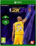 NBA 2K21 Édition Mamba Forever d'occasion (XBOX séries X)