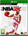 NBA 2K21  d'occasion (Xbox One)