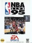 NBA Live 95 (import USA) en boîte  d'occasion (Megadrive)