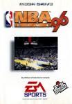 NBA Live 96 en boîte d'occasion (Megadrive)