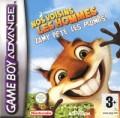 Nos voisins les hommes : zamy pète les plombs en boîte d'occasion (Game Boy Advance)