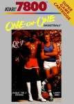 One on One Basketball en boîte  d'occasion (Atari 7800)
