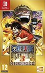 One Piece: Pirate Warriors 3 Deluxe Edition  d'occasion sur Switch