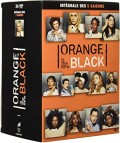 Orange is The New Black - Saisons 1 à 5  d'occasion (DVD)