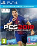PES 2018 d'occasion (Playstation 4 )