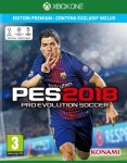 PES 2018 d'occasion (Xbox One)