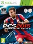 Pro Evolution Soccer 2015 d'occasion (Xbox 360)