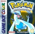 Pokemon version argent d'occasion sur Game Boy