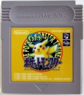Pokemon Version Jaune Edition Speciale Pikachu (Import Japonais) d'occasion sur Game Boy