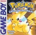 Pokemon Version Jaune Édition Spéciale Pikachu d'occasion (Game Boy)