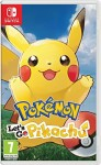 Pokémon : Let's Go, Pikachu d'occasion (Switch)