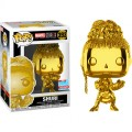 Pop Marvel Studios 10 Years - Shuri Gold - 393 2018 Fall Convention d'occasion (Figurine)