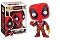 Pop Marvel Deadpool 116 d'occasion (Figurine)