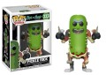 POP Rick and Morty - Pickle Rick - 333 d'occasion (Figurine)