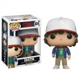 POP Stranger Things - Dustin - 424  d'occasion (Figurine)