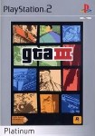 Grand Theft Auto III Platinum d'occasion (Playstation 2)