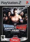 WWE Smackdown Vs. Raw 2010 Platinum  d'occasion (Playstation 2)