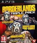 Borderlands Triple Pack d'occasion (Playstation 3)