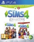 Les Sims 4 Collection : Les Sims 4 + Les Sims 4 Chiens et Chats d'occasion (Playstation 4 )