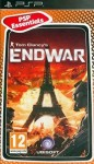 Tom Clancy's EndWar Essentials d'occasion (Playstation Portable)