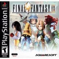 Final Fantasy IX (import USA) et Guide d'occasion (Playstation One)