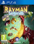 Rayman Legends d'occasion sur Playstation 4