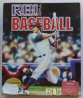 RBI Two Baseball Amstrad d'occasion (Divers rétro)