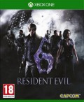 Resident Evil 6 d'occasion sur Xbox One