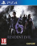 Resident Evil 6 d'occasion (Playstation 4 )