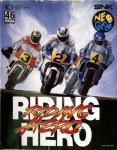 Riding Hero (import japonais) en boîte d'occasion (Neo Geo)