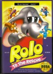 Rolo to the Rescue (import USA) d'occasion (Megadrive)