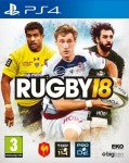 Rugby 18 d'occasion sur Playstation 4