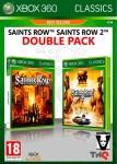Saints Row - Double Pack  d'occasion (Xbox 360)