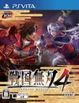 Samurai Warriors 4 (import japonais)  d'occasion sur Playstation Vita