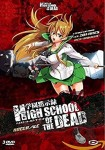 High School Of The Dead Intégrale d'occasion (DVD)